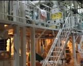 吉林伊通50吨级玉米加工设备视频