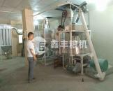 小型全自动石磨面粉加工设备