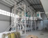 60吨级面粉加工设备