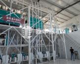 日处理小麦50吨级面粉加工设备