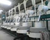 8组石磨面粉加工设备