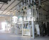 河北衢州50吨玉米加工设备