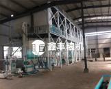 吉林100吨玉米深加工机械