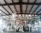 内蒙古50吨玉米加工设备安装案例