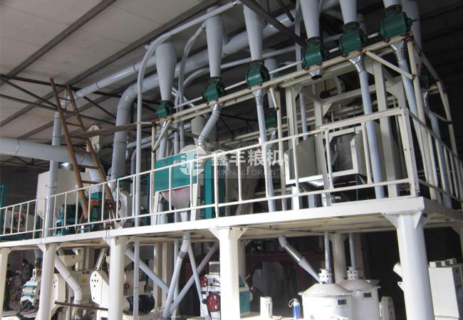 FT30型玉米深加工设备