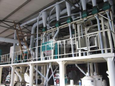 30吨级玉米加工设备